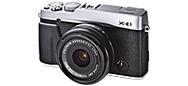 FinePix X-E1 cámara digital Fujifilm de 16M