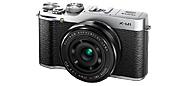 FUJIFILM X-M1 cámara digital de la serie X