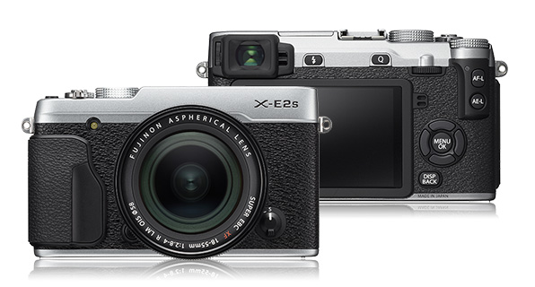 Fujifilm X-E2S Camera New